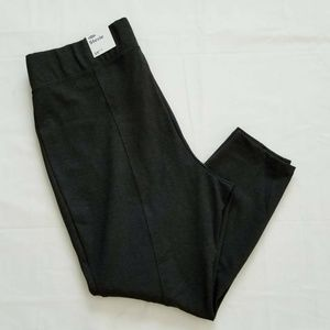 Old Navy 3X Stevie Gray High-Waist Knit Pants